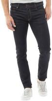 Diesel Mens Troxer R0841 Slim Fit Jeans Blue