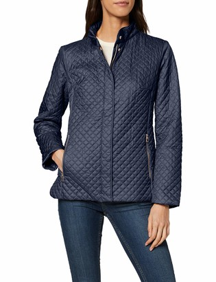 Geox Women's Arethea Quilted Jacket Outerwear