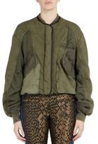 Haider Ackermann Long Sleeve Cotton Jacket