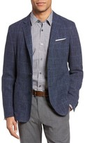 BOSS Men's Nold Trim Fit Unconstructed Wool Blend Sport Coat