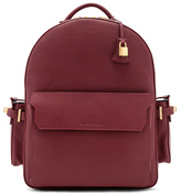 Buscemi Backpack in Red.
