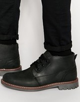 Firetrap Tower Lace Up Boots