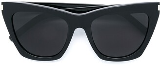 Saint Laurent Eyewear cat-eye frame sunglasses