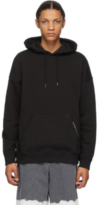 Givenchy Black Terry Hoodie