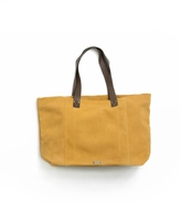 Alternative Whitney Leather and Suede Tote