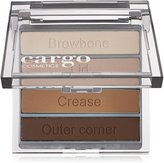 CARGO Essential Eye Shadow Palette, Dark Neutral