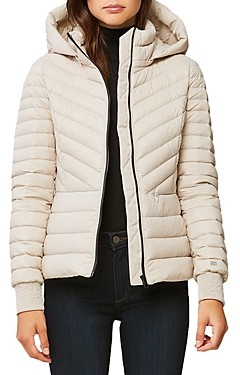 Soia & Kyo Chalee Hooded Down Jacket
