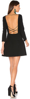 BA&SH Taxi Dress in Black. - size 2 / M (also in )
