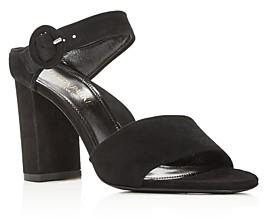 Marion Parke Women's Lora Block-Heel Sandals