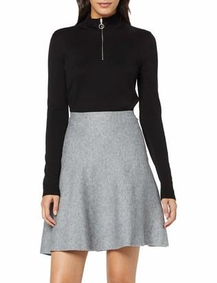 Tom Tailor Women's Skater Strick Skirt