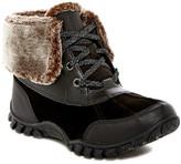 Easy Spirit Esnuria Waterproof Faux Fur Trim Boot