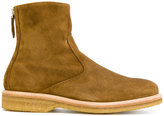 WANT Les Essentiels Stevens shearling lined boots