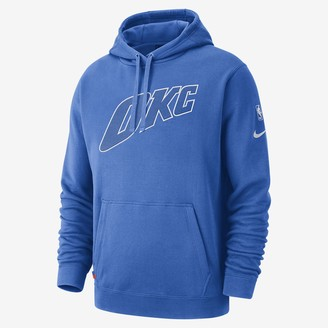 Nike Men's NBA Hoodie Oklahoma City Thunder