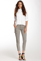 J Brand Houlihan Mid Rise Cropped Cargo Pant