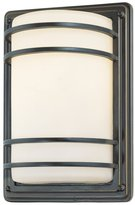 "John Timberland Habitat Collection 11"" High Indoor - Outdoor Wall Light"