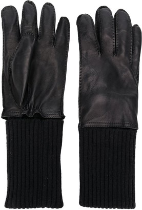 Ami Leather Gloves