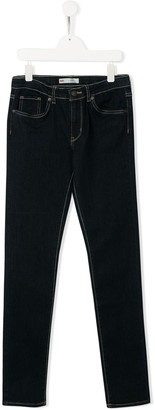 Levi's New Rinse jeans