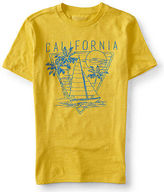 Aeropostale Mens Free State California Sunset Graphic T Shirt