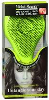 Michel Mercier Professional Detangling Hair Brush Normal Green