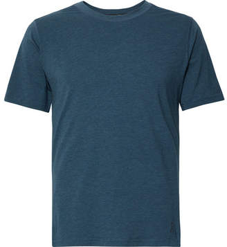 Melange Home On Comfort Stretch Cotton-Blend T-Shirt