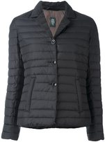 Eleventy quilted puffer jacket