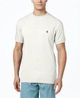 Polo Ralph Lauren Men's Solid Short Sleeve Crew-Neck Thermal Top