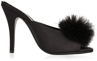 Agent Provocateur Tamiya Pompom Mules