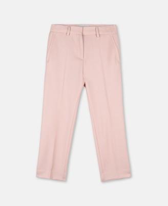 Stella Mccartney Kids Stella McCartney wool suit trousers
