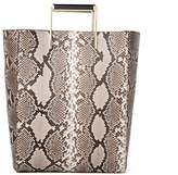 Jason Wu Suvi Python Shopper Bag
