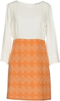 Patrizia Pepe Short dresses - Item 34747593
