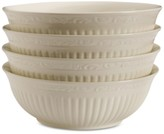 Mikasa Dinnerware, Set of 4 Italian Countryside Cereal Bowls