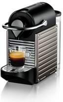 Nespresso by Breville Pixie Coffee Machine in Titanium