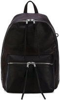 Rick Owens zip backpack - men - Horse Leather/Lamb Skin - One Size