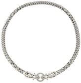 John Hardy Legends Naga medium chain double dragon head necklace