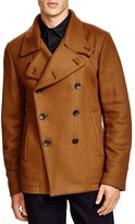 Armani Collezioni Double Breasted Coat