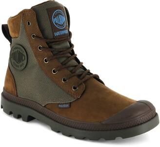 Palladium 'Pampa Sport Cuff' Waterproof Boot