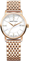 Maurice Lacroix Eliros EL1094-PVP06-111-1 rose gold-plated watch