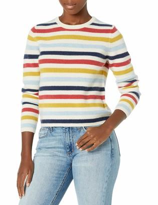 Velvet by Graham & Spencer Women's Alyssa Cashmere Classics Sweater