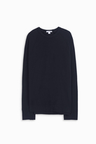 James Perse Jersey Crew Neck Sweater
