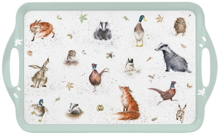 Thumbnail for your product : Royal Worcester Wrendale Large Melamine Tray By Pimpernel