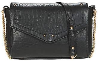 Petite Mendigote ZEPPELIN women's Shoulder Bag in Black