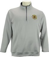 Antigua Men's Boston Bruins Quarter-Zip Pullover