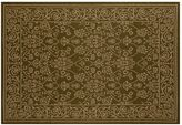 Art Carpet Plymouth Cosmic Framed Floral Indoor Outdoor Rug