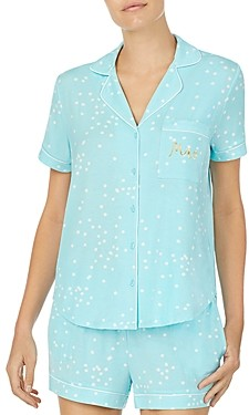 Kate Spade Short Pajama Set