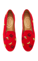 Stubbs & Wootton Go Bananas Loafer
