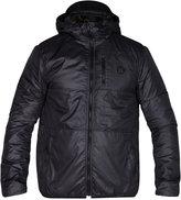Hurley Men's Recruit Full-Zip Puffer Jacket
