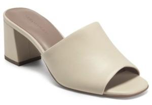Aerosoles Women's Entree Heel Dress Slide Sandals Women's Shoes