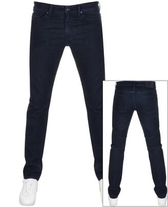 BOSS Casual Delaware Slim Fit Jeans Blue