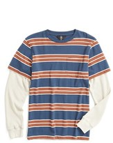 Volcom Toddler Boy's Pacific Layered Look T-Shirt