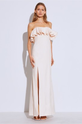 C/Meo Collective AFFINITY GOWN snow